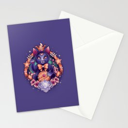 Maneki Luna Stationery Cards