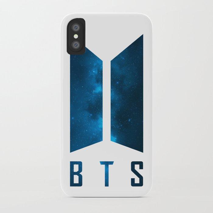 BTS - Wings logo (blue galaxy) | Army | Kpop | RM, Suga, Jin, Jimin,  J-Hope, Jungkook, V iPhone Case by vane22april