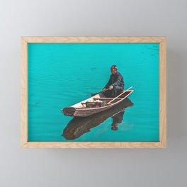 Drifting in Fenghuang Framed Mini Art Print