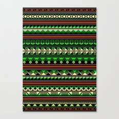Tribality Andes Selva Canvas Print