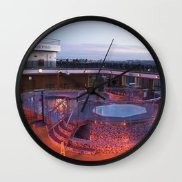 Bahamas Cruise Series 33 Wall Clock