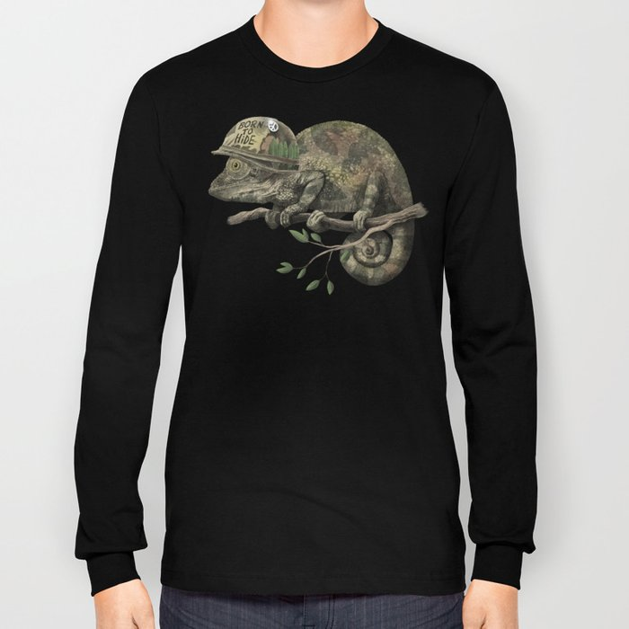 Born to Hide Long Sleeve T-shirt
