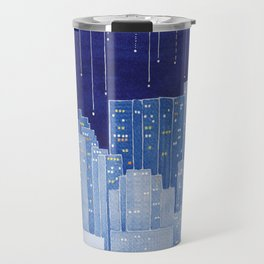 New York, Statue of Liberty Travel Mug