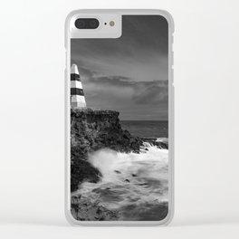 The Obelisk - Robe, South Australia (Portrait) Clear iPhone Case