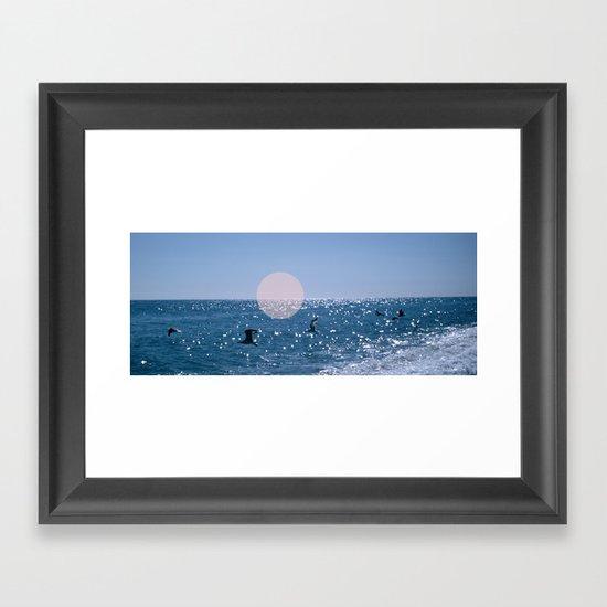 enternitá Framed Art Print