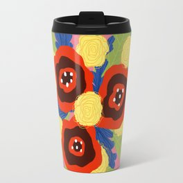 Bouquet #1 Travel Mug