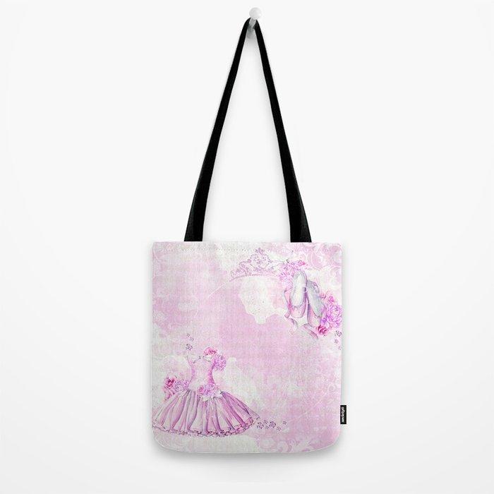 Ballerina #3 Tote Bag