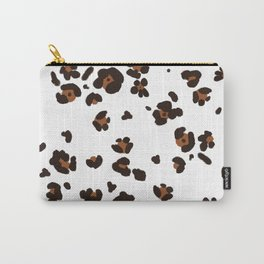 Modern Animal // White Carry-All Pouch