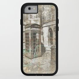 London Called iPhone Case