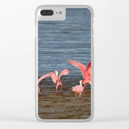 The Dance Class Clear iPhone Case