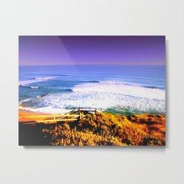 Great Southern Ocean Metal Print