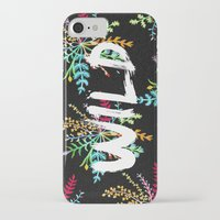 into the wild iPhone & iPod Cases featuring Wild by Camila Escat