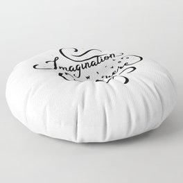 Imagination Floor Pillow