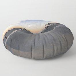 Skateboard Floor Pillow
