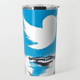 O'Prime twitter Travel Mug
