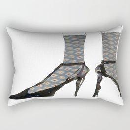 Shoes Rectangular Pillow