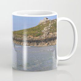 Porthmeor Beach, St Ives Cornwall - Landscape Photography Coffee Mug
