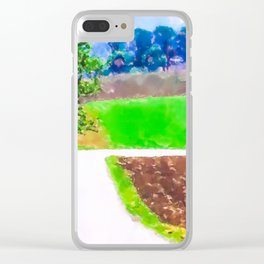 Lancaster County Clear iPhone Case