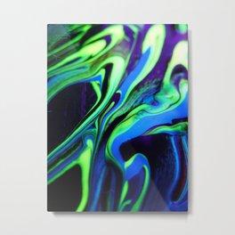 """#01 TLuv.Design© """"Phantasmagoria"""" Series Metal Print"""