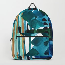 Peacock Hatch Backpack