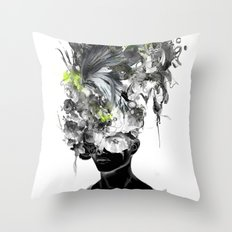 Taegesschu Throw Pillow