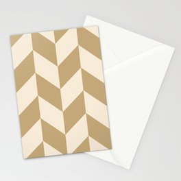 Parallelogram Pattern 2 Stationery Cards