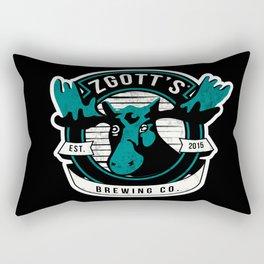Zgott's Brewing Co. Rectangular Pillow