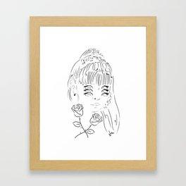 PARK BOM Framed Art Print
