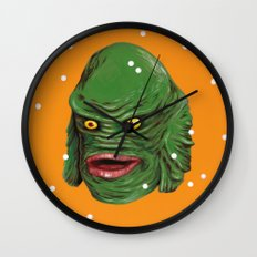 Creature Wall Clock