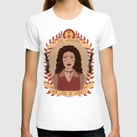 heymonster T-shirts featuring Zoë Washburne by heymonster