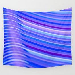 Purple Flow Wall Tapestry