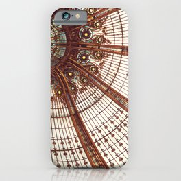 Splendor - Paris Architecture Detail Photography iPhone Case