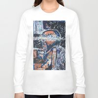 angels Long Sleeve T-shirts featuring Angels by Prime Vice