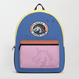 Dazzle Soccer Club - Sparkle On Backpack