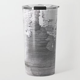 Gray painting Travel Mug
