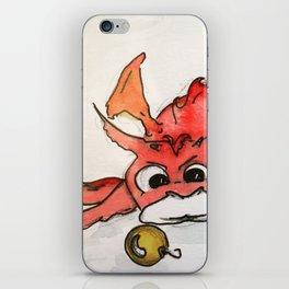 Christmas Mischief iPhone Skin