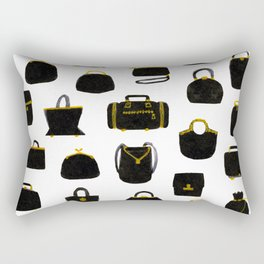 one can't have too many ... Rectangular Pillow