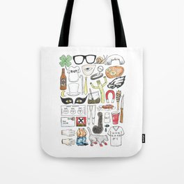 It's Always Sunny in Philly Tote Bag