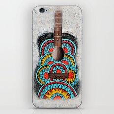 Retro Guitar iPhone & iPod Skin