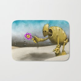 'Dem Days Are Gone Bath Mat