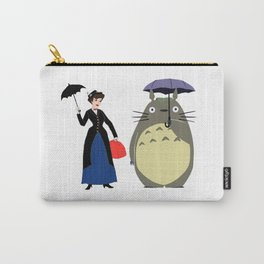 Mary Poppin and ghibli umbrela Carry-All Pouch