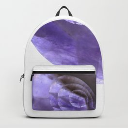 Mystical Powers of Amethyst #society6 Backpack