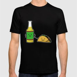 Tacos and Tequila Best Friends T-shirt