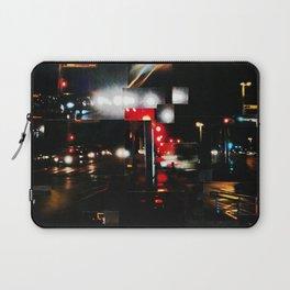 CALZADA DE NOCHE Laptop Sleeve