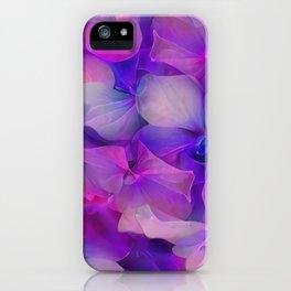 Flower Fantasy - Hydrangea 2 iPhone Case