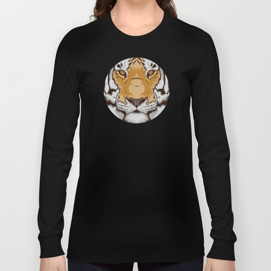 Tiger OW Long Sleeve T-shirt