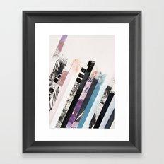 STRIPES 11 Framed Art Print
