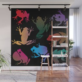 frogs Wall Mural