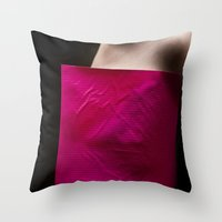 rothko Throw Pillows featuring rothko  by fotosbygf