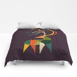 Antler Comforters